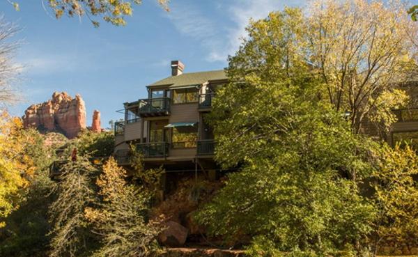 セドナ(「The Inn Above Oak Creek(ジ イン アバブ オーク クリーク)」)画像