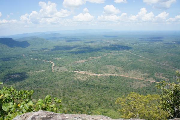 絶景!『プレアヴィヒア!』カンボジアの世界遺産はアンコールワットだけじゃない!【動画あり】