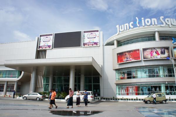 ヤンゴンで今一番のホットスポット『ジャンクションスクエア』でミャンマーの最先端を味わう【動画あり】