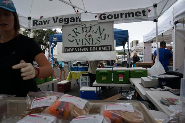 ハワイのローフードレストラン『グリーン・ヴァインズ』のラザニアが衝撃!