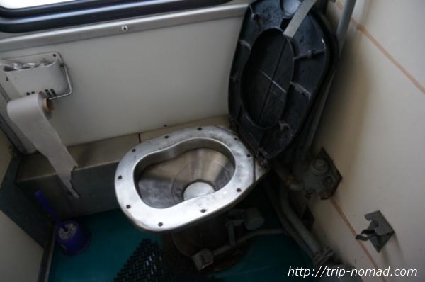 シベリア鉄道のトイレってどうなってるの?【新旧比較版】