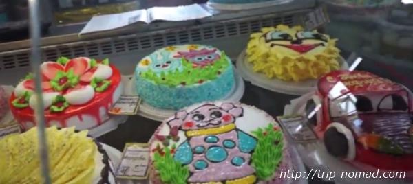 おそロシア!ロシア人らしさ爆発のホールケーキがすごいことに!