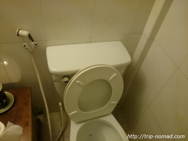 【カンボジア】便器の横のアレは何?カンボジア式『トイレの正しい使いかた』をおぼえておこう!