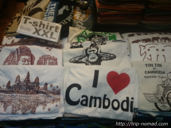 【海外市場巡り・カンボジア編】シェムリアップ『オールドマーケット』