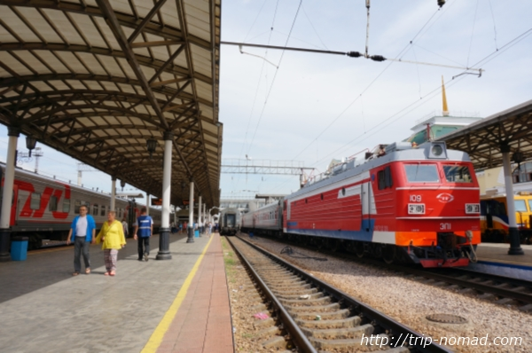 【ロシア】シベリア鉄道「モスクワ」から「ウラジオストク」まで停車した22駅を画像と動画で全部見せます!