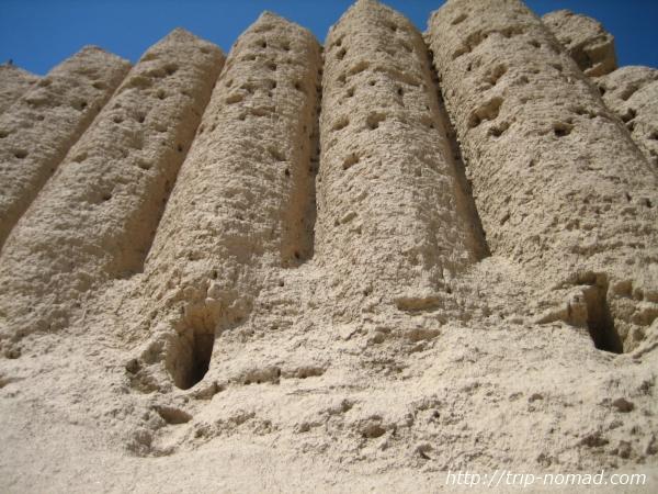 【トルクメニスタンの世界遺産②】中央アジア最大の遺跡『メルヴ遺跡』に行ってきたよ!