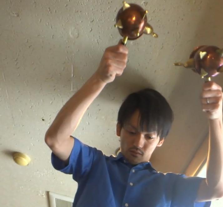 名古屋『喫茶ツヅキ』の秘技「カフェオレ天井落とし」がスゴイ!名物モーニングを食べてきたよ!