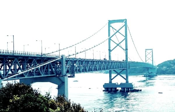 【淡路島】『明石海峡大橋』VS『鳴門海峡大橋』!日本の2大吊り橋を1日で一気に見に行くぞ!