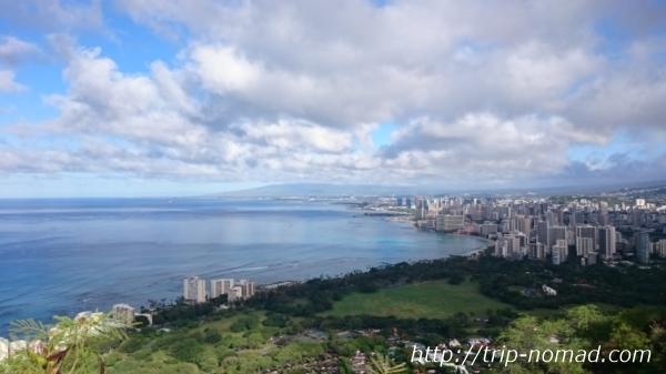 【ハワイ】『ダイヤモンドヘッド』の行き方・登る時間・服装など気になること全部書きました!