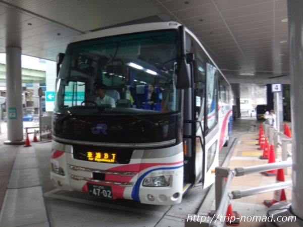 【淡路島】大阪「伊丹空港」から「神戸」経由「淡路島」へのバスでの行き方・ルートについて