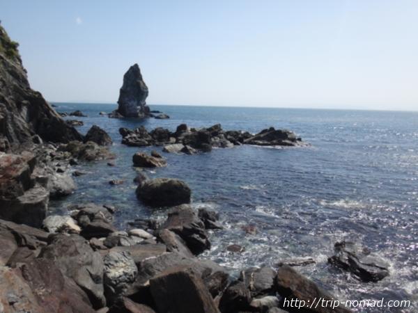 【淡路島・沼島】伝説のパワースポット『上立神岩』へ行ってきた!【動画あり】