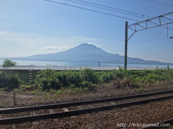 【鹿児島】「桜島」の絶景を一番キレイに撮影できる駅『竜ヶ水駅』に行ってきた!