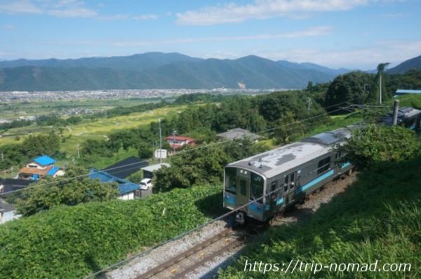 【長野】日本三大車窓の絶景!鉄道旅マニアあこがれの『姨捨駅』行ってきた!スイッチバックも楽しめたよ