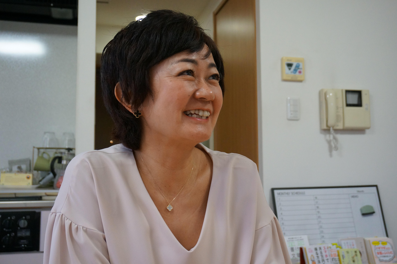 『彩塾』塾長MOMOさんインタビュー!あなたの「才能(宝の原石)」ってなんですか?