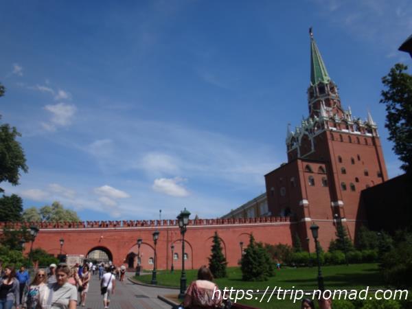ロシア語不要!世界遺産モスクワ『クレムリン』3種類のチケットと買い方のポイント